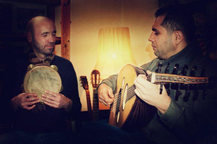 Nachbarn-orientalische Musik aus Magdeburg.